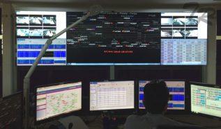 Le tableau de suivi et les outils à disposition des agents du PIVIF d'Asnières (photo Tomek)