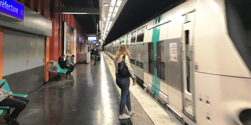 gare RER A de Nanterre-Préfecture