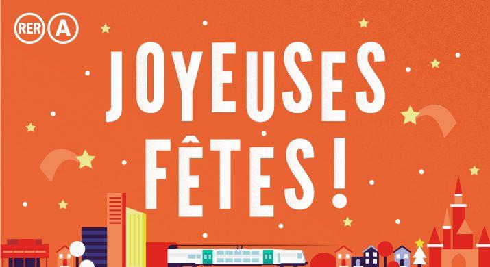 Point sur la circulation du RER A pendant les fêtes de fin d année 6d28a99f55f