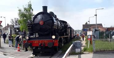 Locomotive 140C231
