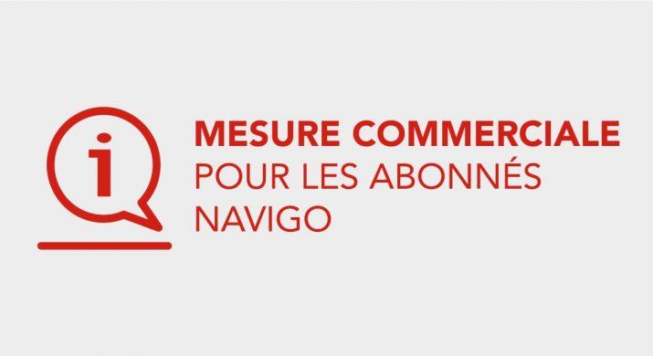 Mesure commerciale Navigo